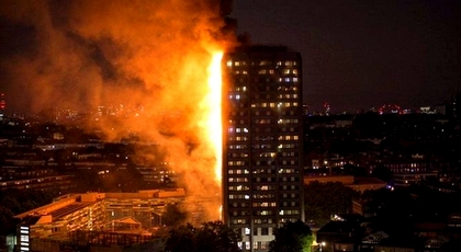 بعد 6 أشهر.. بريطانيا تكشف سبب حريق برج لندن الذي خلف مقتل 70 شخص بينهم مغاربة