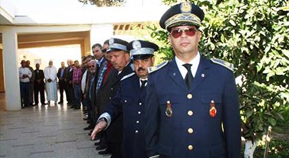 قائد قيادة بني سعيد يترأس مراسيم تحية العلم الوطني في الذكرى الـ 62 لعيد الاستقلال المجيد