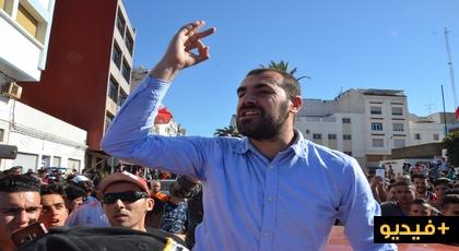 تسجيل صوتي جديد لزفزافي: هناك مؤامرة على ناصر الزفزافي والبلاد وإقليم الحسيمة