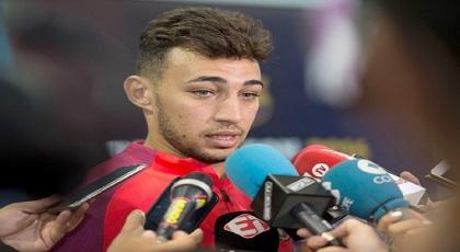 """الدولي الريفي منير الحدادي: لعبت لإسبانيا بسبب """"لامبالاة"""" بادو الزاكي"""