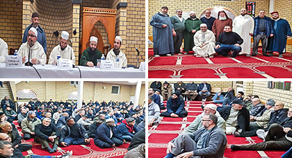 مسجد المستقبل ببروكسيل ينظم ندوة علمية تحت عنوان:إعرف نبيك