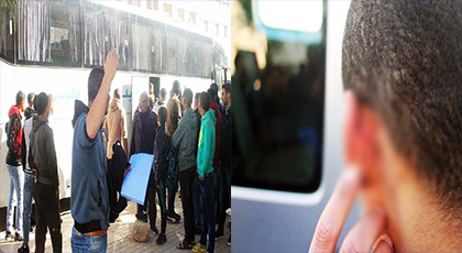 الدرك الملكي ببنطيب يفتح تحقيقاً في واقعة اعتداء مسير جمعية على طالب داخل حافلة للنقل الجامعي