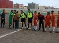 نتائج الدورة العاشرة للقسم الجهوي الثاني من بطولة عصبة الشرق لكرة القدم