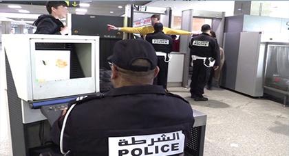 توقيف مواطن فرنسي بالمطار حاول تهريب مبلغ كبير من العملة الصعبة