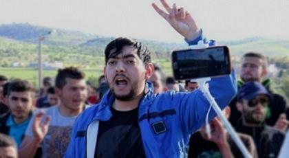 """بسبب """"التعذيب"""" المعتقل أناس الخطابي يغيب عن الجلسة بالمحكمة ويزور طبيبا نفسيا"""