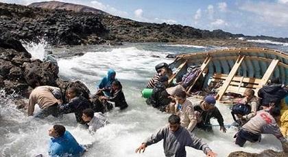 في ظرف 24 ساعة.. 164 مهاجر وصلوا إلى إسبانيا قادمين في 3 قوارب من سواحل الناظور والحسيمة