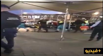 أمستردام .. إطلاق نار على رجل مسلح بسكين في مطار شيبول