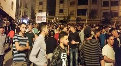 إمزورن: الأمن يعتقل 19 شخصا ضمنهم 11 قاصرا خلال خرجة احتجاجية