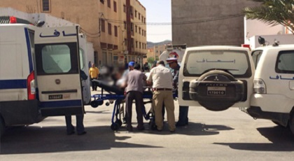 مواطنون ينقذون شابا بعد صعوده إلى سطح مسجد محاولا شنق نفسه نواحي الدريوش