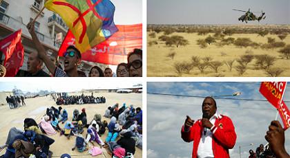 """صحيفة """"لوموند"""" الدولية تصنف """"حراك الريف"""" من أبرز أحداث 2017 في القارة الإفريقية"""