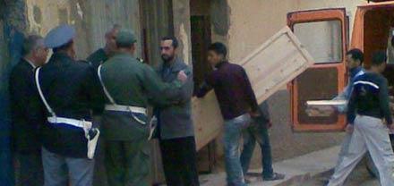 جماعة العدل والإحسان بالدريوش تستنكر منع عضو قيادي من ولوج محله التجاري