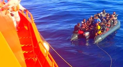 أزيد من 23 ألف مهاجر سري وصلوا إلى إسبانيا في 2017