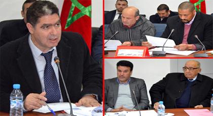 المجلس الإقليمي للدريوش يصادق بالإجماع على نقاط دورة يناير ويستجدي التعجيل ببناء سد عزيمان