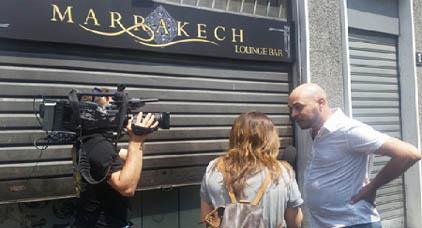 القضاء الايطالي يحقق مع خمسة صحفيين اتهموا مهاجرا مغربيا بالارهاب
