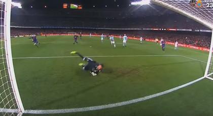 ملخص برشلونة 5-0 سيلتا فيجو