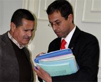 إستقالة من اللجنة الإقليمية للصحافة المغربية