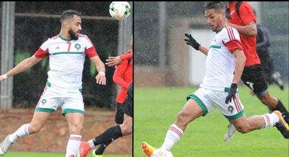 لاعبان مغربيان يغادران مقر إقامة المنتخب الوطني لأسباب مجهولة