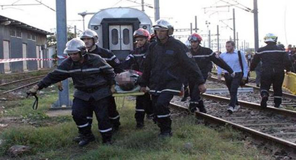 مقتل مهاجر مغربي دهسه قطار في ظروف غامضة