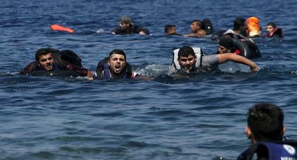 العثور على جثث سبعة مهاجرين كانوا يحاولون الوصول الى اسبانيا بطريقة غير شرعية