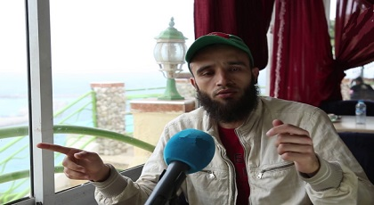 """مثير: إعمراشن يصدر رسالة من السجن يصف فيها نفسه بـ""""العلماني"""" ويدعو النشطاء إلى إبطال تهمته بالقرائن"""