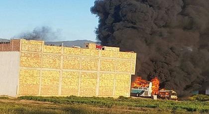 مالك المنزل الذي اتهم معتقلو الحراك بإضرام النار فيه ينفي مطالبته بـ 2 مليار سنتيم كتعويض على الضرر