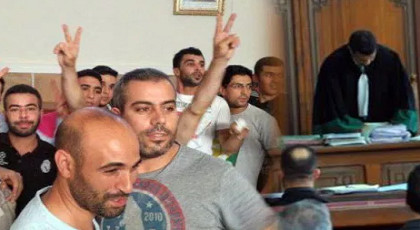 قاضي استئنافية البيضاء يواجه الحراكيين المتابعين في حالة سراح بأشرطة فيديو