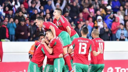 المنتخب المغربي للمحليين يبلغ نصف نهاية كأس افريقيا