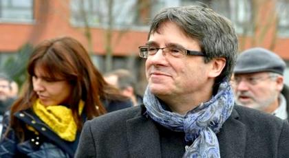 """المحكمة الدستورية بمدريد تمنع تنصيب """"بوجديمونت"""" رئيسا لكتالونيا"""