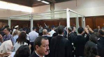 محاكمة نشطاء الحراك تتوقف بسبب فيديو شخص يحمل سلاحا وهذا ما قاله الزفزافي