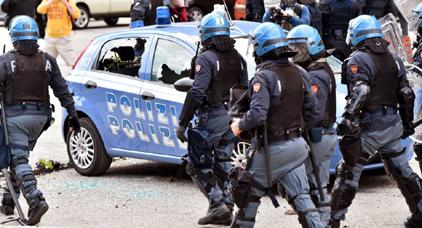 الحبس النافذ لأربع مهاجرات مغربيات نفذن عملية اختطاف سيدة خمسينية