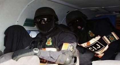 تفكيك خلية ارهابية موالية لداعش كانت تعتزم تنفيذ اعتداءات بالمغرب