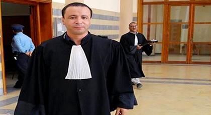 هذا تاريخ الحكم في ملف محامي معتقلي الحراك عبد الصادق البوشتاوي أمام ابتدائية الحسيمة