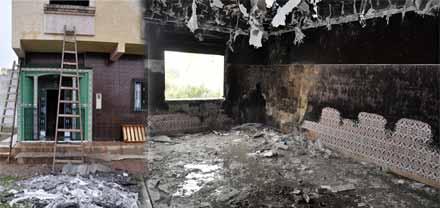 إندلاع حريق بمنزل بحي إبوعجاجن بالناظور يسفر عن خسائر هامة
