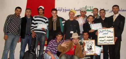 اختتام فعاليات المهرجان المحلي الأول للطفل بآيت بوعياش