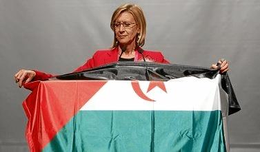 وفد من الإتحاد الاشتراكي يلتقي وفدا من حزب إسباني يساند الأطروحة الإنفصالية