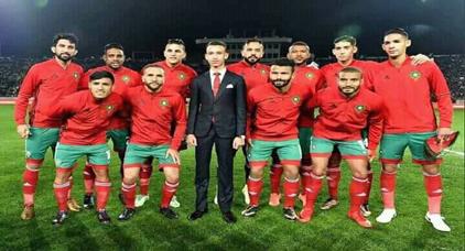 المنتخب الوطني المغربي يتوج بطلا لكأس افريقيا للاعبين المحليين