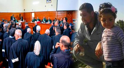 """المعتقل الحمديوي للمحكمة: طفلتي تعاني نفسيا وتتبول في فراشها بسبب اقتحام """"جحافل"""" الشرطة منزلي"""