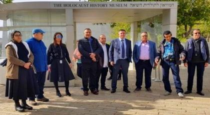 وزارة الإعلام الفلسطينية تطالب بمعاقبة 5 صحفيين مغاربة زاروا إسرائيل