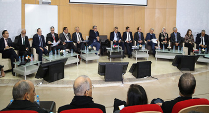 حزب الاستقلال يهاجم اللقاء التواصلي لرئيس الحكومة بجهة الشرق
