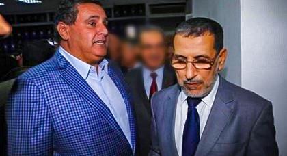 هذا ما برّر به أخنوش تخلف وزراء حزبه عن الحضور ضمن الوفد الحكومي للقاء الشرق