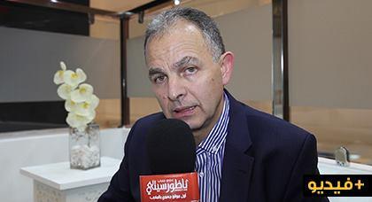 قاسم أشهبون.. رئيس مؤسسة حوار بهولندا يشارك في توقيع مؤلف حول الهجرة بمعرض الكتاب