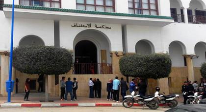 """استئنافية الحسيمة تقرر رفع المدة الحبسية لأستاذ لـ""""الأمازيغية"""" متابع بالتحريض ضد الوحدة الوطنية"""