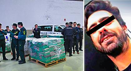 فرار هوليودي لبارون مخدرات من إسبانيا في اتجاه هذه المدينة المغربية