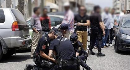 بينهم مغاربة.. السلطات الاسباننية تعتقل أفراد عصابة خطيرة تتاجر في الكوكايين