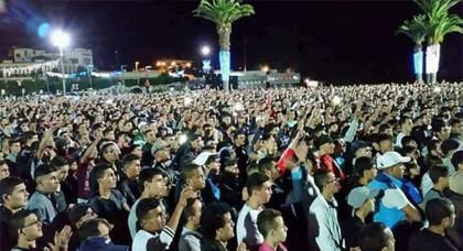 منظمات حقوقية تطالب الإفراج عن معتقلي حراك الريف
