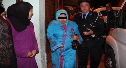 اعتقال رجل وامرأة متزوجين بتهمة الخيانة الزوجية