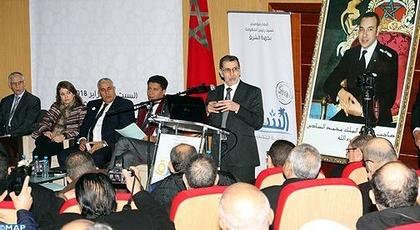 العثماني: الحوار مع المنتخبين والبرلمانيين حول البرنامج التنموي والاجتماعي لجهة الشرق كان راقيا