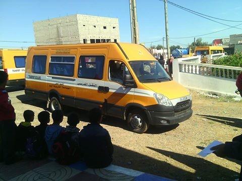 """مؤسف.. """"حسابات انتخابوية"""" تحرم تلامذة أزيد من 15 دوار من النقل المدرسي ضواحي الحسيمة"""