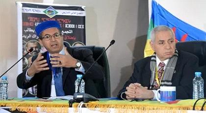 التجمع العالمي الأمازيغي يقدم تقريرا حول حراك الريف ويطالب بسراح المعتقلين