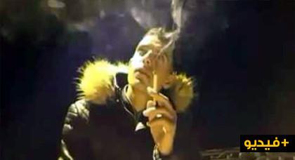 شباب من بلدة تفرسيت يبدعون في فيلم قصير حول ظاهرة التدخين